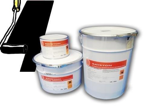 Impermax flüssige Teichfolie schwarz 2,5kg -25 kg, Inhalt:2.5 kg