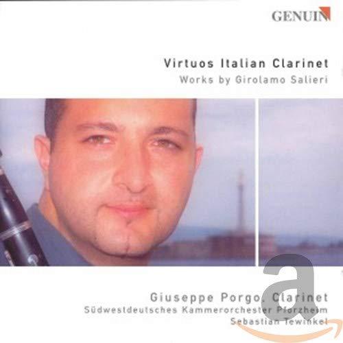 Virtuose Italienische Klarinette