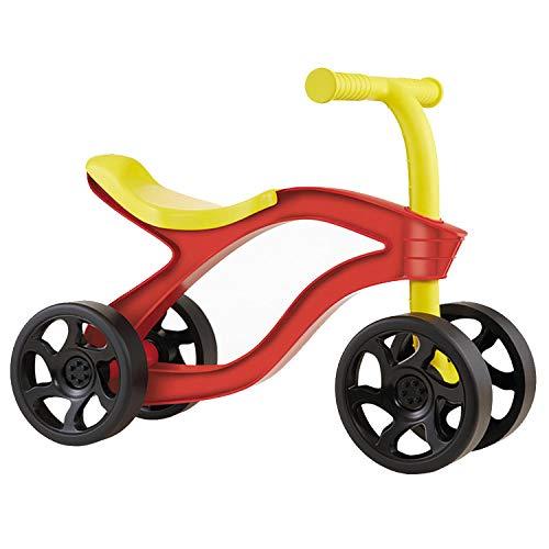 Little Tikes Scooteroo - Juguetes de montar, Motocicleta, 1 año, 4 rueda(s), Rojo, Verde, Niño/niña