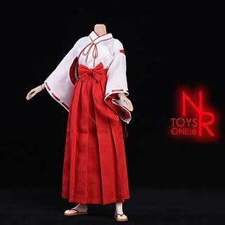 【R?DOLL】 1/6 フィギュア 素体 女性 服 はかま 下駄 魔女 きれい 純粋 着物 秘密性 NRTOYS NR20