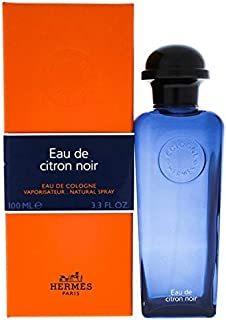 Hermes Eau De Citron Noir By Hermes for Women Eau De Cologne Spray, 3.3 Ounce