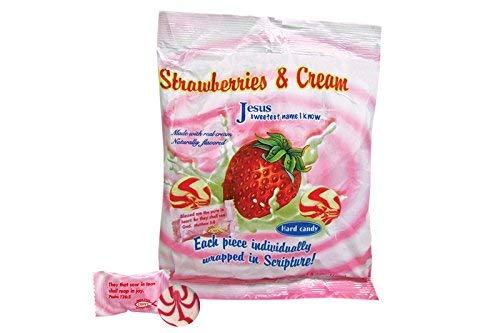 Strawberry & Cream 5.5oz Bag