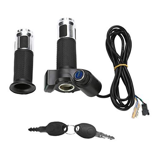 Yosoo Health Gear Puños giratorios del Acelerador, Acelerador Patinete electrico, puños del...