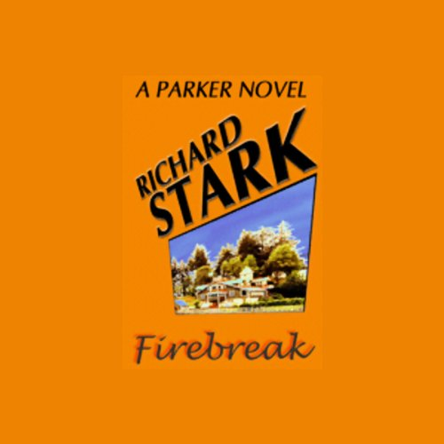 Firebreak audiobook cover art