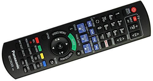 Original Panasonic N2QAYB001046 Fernbedienung für DMR-BST820, DMR-BST720, DMR-BST721
