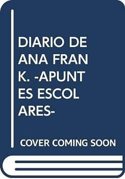 Paperback DIARIO DE ANA FRANK. -APUNTES ESCOLARES- Book