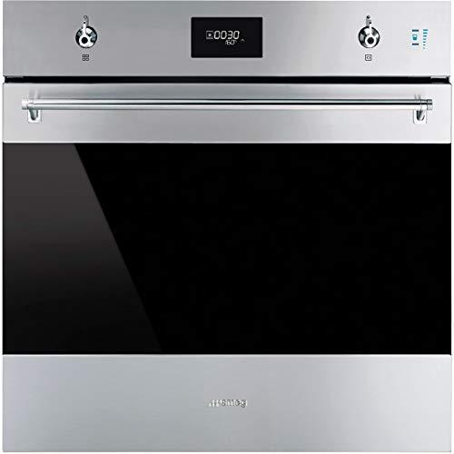 Horno SMEG SO6301S2X Inox Vapor