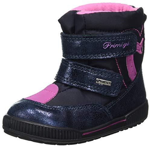 Primigi Baby-Mädchen PRIGT 63619 First Walker Shoe, BLU/BLU SCURO, 25 EU