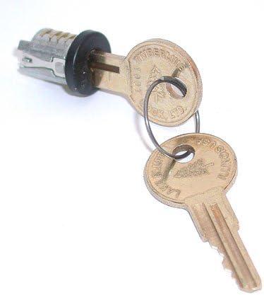 Timberline Lock Plug Black Spring new work Keyed 1 Max 75% OFF Key Number Alike 106
