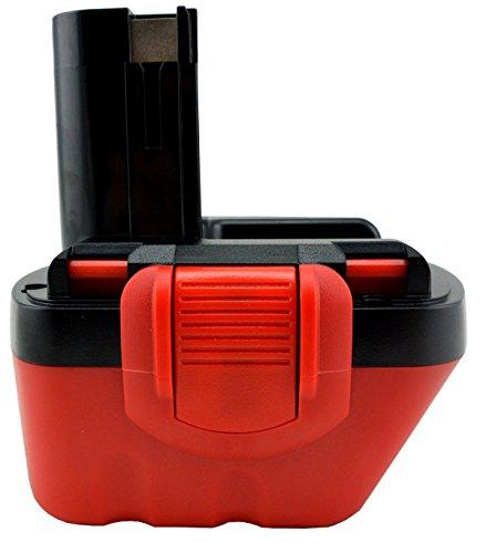 Energylines gereedschapsaccu accu voor Bosch 12 V 2,0 Ah / 2000 mAh accuschroevendraaier slagboor PSR 12 2607335709/2607335249 GSR12-1 2607335697