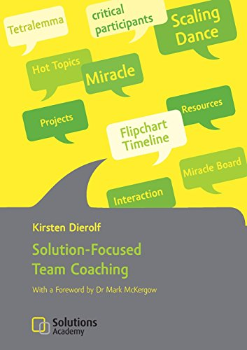 Solution-Focused Team Coaching PDF Books