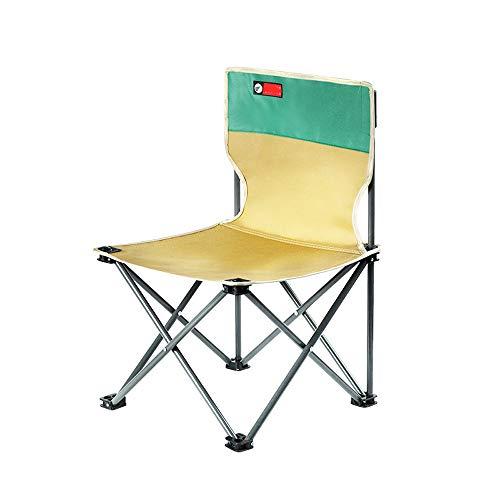 Winkey Chaise de Camping Ext/érieur Pliante L/ég/ère Portable Confortable Chaise Pliante pour Camping Randonn/ée Plage P/êche Barbecue Pique-Nique