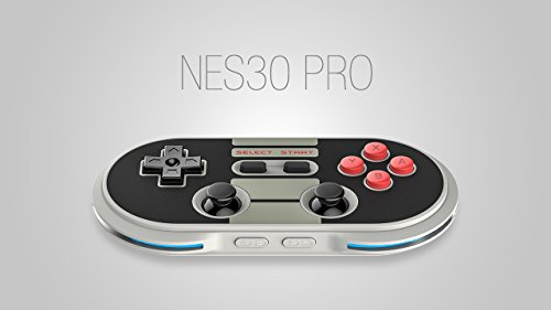 8BITDO N30 Pro Wireless Bluetooth Controller Dual Classic Joystick For Android Gamepad - PC Mac Linux
