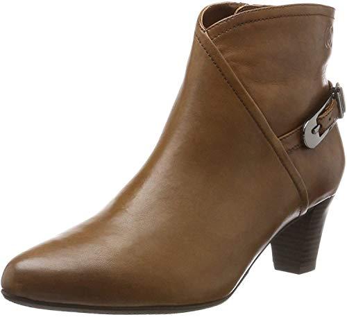 Gerry Weber Shoes Damen Lena 06 Stiefeletten, Braun (Cognac 370), 41 EU