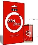 ZenGlass (2 Stück Flexible Glas-Folie kompatibel mit Coolpad Max Panzerfolie I Bildschirm-Schutzfolie 9H I (Kleiner Als Das Gewölbte Bildschirm)