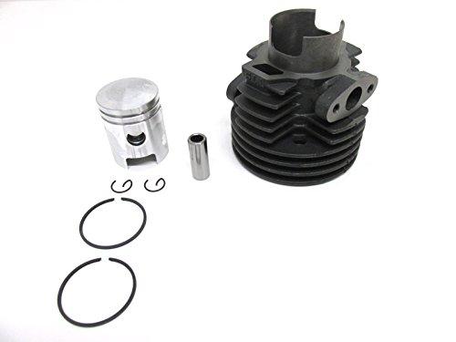 60 ccm Tuning Zylinder Kit Kolben für DS MS MV VS Mofa Moped