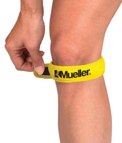 Mueller Coloured - Correa, tamaño único, color amarillo