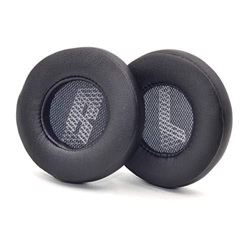 Defean - Almohadillas de repuesto para auriculares inalámbricos JBL Live 400 BT (piel y espuma viscoelástica)