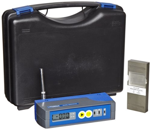 Fowler 54-410-600 X-Pro Portable Surface Roughness Tester, 0.0002