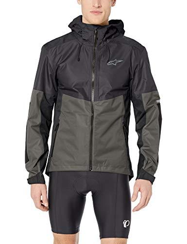 Alpinestars Herren Tahoe Wp Jacke, Schwarz Dark Shadow, XL