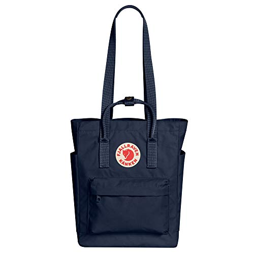 FJÄLLRÄVEN Unisex-Adult Kånken Totepack Carry-On Luggage, Navy, Einheitsgröße