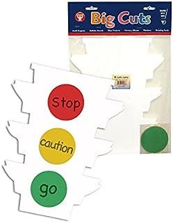Hygloss Traffic Light Behavior Chart Kit