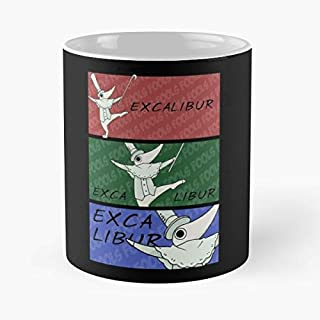 Soul Eater Excalibur Gift Coffee/tea Ceramic Mug 11 Oz