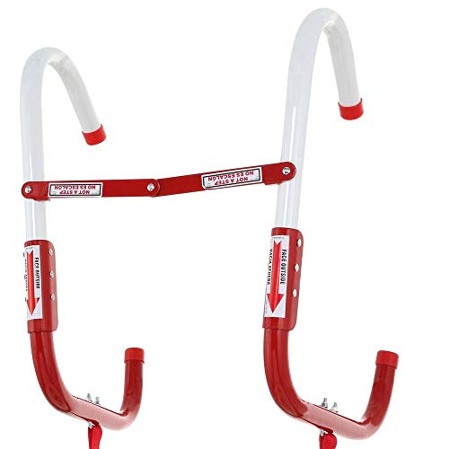 Kidde 468193 KL-2S, 2 Story Fire Escape Ladder with Anti-Slip Rungs, 13-Foot