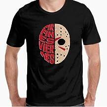 Camiseta - diseño Original - por Fin es Viernes 13 - XXL