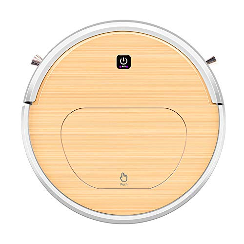 Affordable Robot Vacuum Cleaner,Automatically Sweeping Mopping Floor Cleaning Robot Anti-wrap Desi...