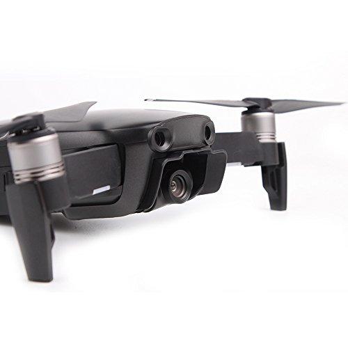 PENIVO Drone lente capucha cámara cubierta cardán protector parasol para DJI Mavic Air accesorios tapa antideslumbrante