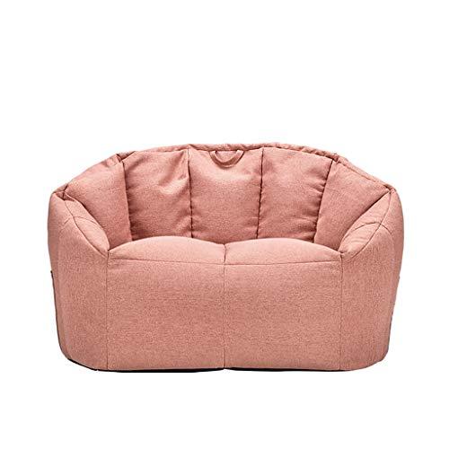 SD Double Pouf/Bean Bag Chaise/Pouf Poire/Grande Fauteuil/Sige/avec Mousse Ultra Confortable/avec Fermeture Éclair/pour Enfants Et Adultes/100 * 70 * 70 cm