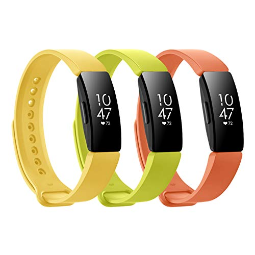 NANW Replacement Sports Wristband Fitbit Inspire & Inspire HR