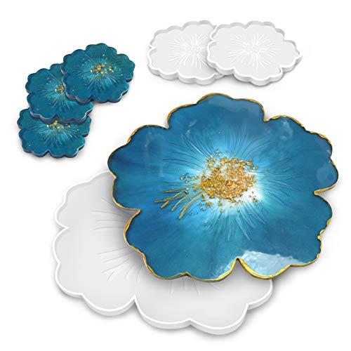Panamalar -   Blüte Silikonform