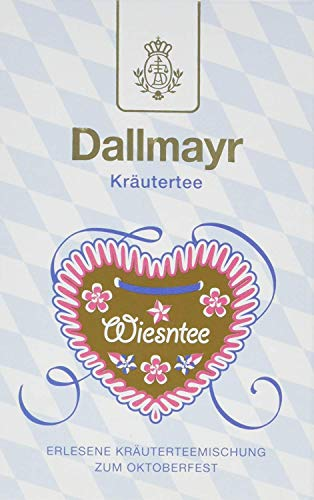 "Dallmayr Wiesn Loose Leaf ""Oktoberfest"" Herbal Tea 