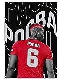 TTbaoz JigsawPuzzle 1000 Piezas de Carteles de Paul Boba del Manchester United Juguetes para Adultos compssion (38 * 26cm)