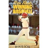 Pete Rose's Winning Baseball 0809281023 Book Cover
