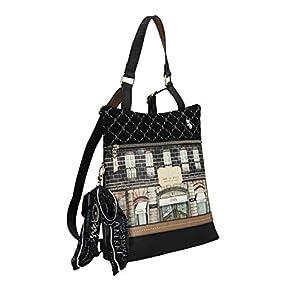 41OOoN6M51L. SS300  - Anekke Original mochila estampada Le Boutique Couture