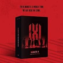 【早期購入特典あり】 2019 MONSTA X WORLD TOUR WE ARE HERE IN SEOUL DVD (リージョンコードALL/日本語字幕付き)( 韓国盤 )(韓メディアSHOP限定特典付き)