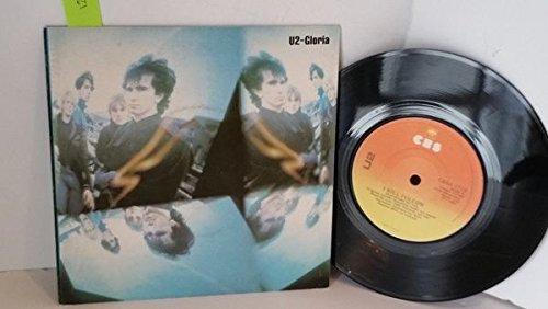 U2 gloria, 7 inch single, CBS 1718X