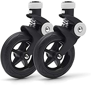 Bugaboo Bee5 Reflective Wheel Caps with 3M™ Scotchlite™ Technology – Provide Nighttime Visibility up to 450 feet Away