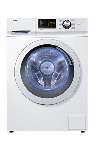 Haier HW80-B14266 Waschmaschine FL / A+++ / 108 kWh/Jahr / 1400 UpM / 8 kg / Aqua Protect Schlauch...