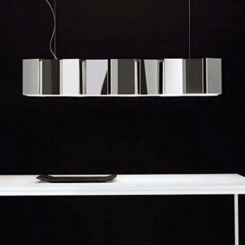 Pallucco Fold Sospensione G Bianco, lampada a sospensione L 130cm