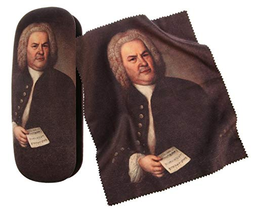 Bosworth Edition - Hal Leonard Europe GmbH Brillenetui-Set Bach