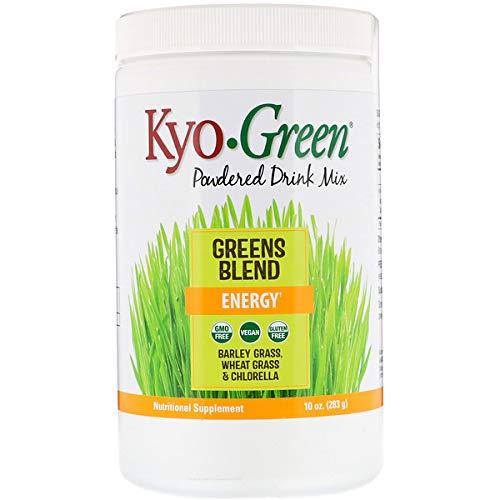 Kyolic Kyo-Green Energy Powdered Drink Mix - 10 oz