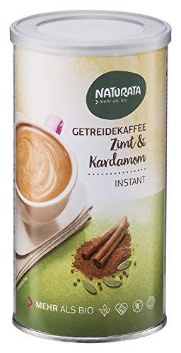 Naturata Bio Getreidekaffee Zimt & Kardamom, instant, Dose (1 x 125 gr)