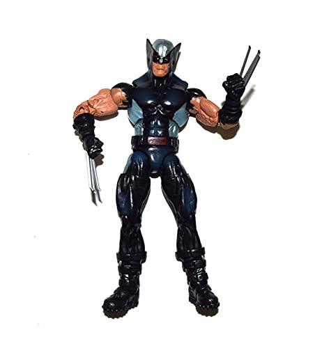 YSVSPRF Figuras de acción Legends Tony Pizza Scarlet 2099 Spider-man Dead-pool Hydra Figura de acción Colección suelta Modelo de muñeca (color negro lobo)