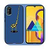 Coque de protection souple pour Samsung S6 S7 S8 S9 S10 E S20 Edge Plus Lite 2019 Motif girafe Noir