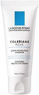 La Roche-Posay Toleriane Riche Soothing Protective Moisturizer, 1.35 Fl. Oz.