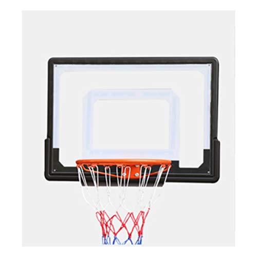 LZL Mini Conjunto de aro de Baloncesto para niños para niños Adolescentes - Aro de Baloncesto con Accesorios de Baloncesto Completo para niños (Color : B)